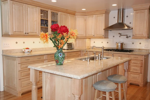 This was the result of a kitchen renovation on Sherburn Circle in Weston.